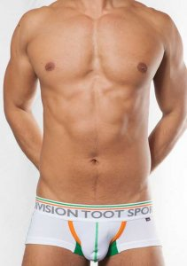 Toot Sports Division Nylon Nano Trunk Underwear Green NB744334