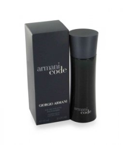 Giorgio Armani Code Eau De Toilette Spray 1.7 oz / 50 mL Men's Fragrance 416210