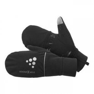Craft Hybrid Weather Unisex Gloves Black 1901622