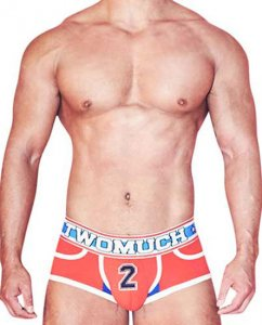 Two Much No 2 Pocket Brief Underwear PB005
