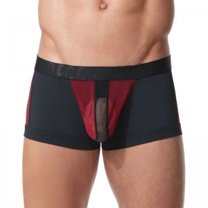 Gregg Homme TEMPTATION Boxer Brief Underwear Red 152105