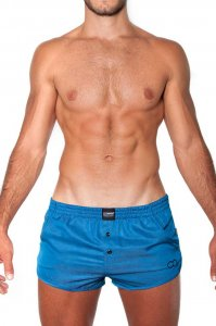 2EROS Icon Loose Boxer Shorts Underwear Midnight Blue BX10-01