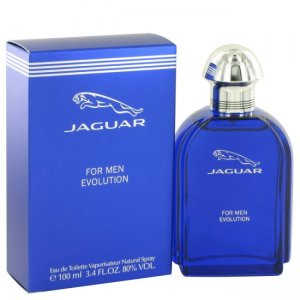 Jaguar Evolution Eau De Toilette Spray 3.4 oz / 100 mL Fragr...