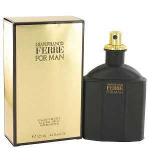 Gianfranco Ferre Eau De Toilette Spray 4.2 oz / 124.2 mL Men...