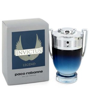 Paco Rabanne Invictus Legend Eau De Parfum Spray 1.7 oz / 50.27 mL Men's Fragrances 547975