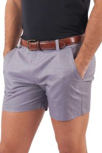 L'Homme Invisible City Chic Shorts Lavender PPSH01-028