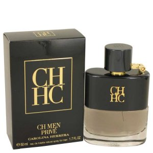 Carolina Herrera Ch Prive Eau De Toilette Spray 1.7 oz / 50.27 mL Men's Fragrances 534416