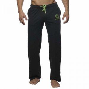 Addicted French Terry Sweat Pants Black AD259
