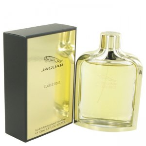 Jaguar Classic Gold Eau De Toilette Spray 3.4 oz / 100 mL Fr...