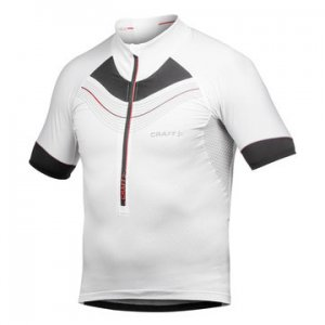 Craft Elite Bike Short Sleeved T Shirt White 1901934