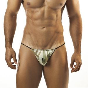 Joe Snyder Camo G String 02CAMO Underwear & Swimwear