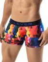Clever Danzze Boxer Brief Underwear Grape 2243