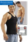 Svenjoyment Shapewear Belly Buster Tank Top T Shirt Black 2160536 1700