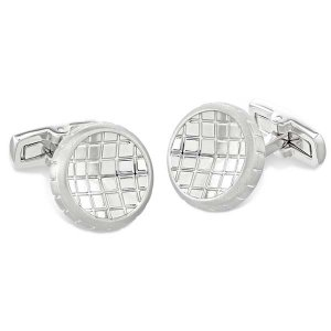 Duncan Walton Gill Cufflinks Brush/Shiny C2824