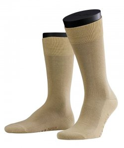 Falke Family Socks Sand 14645