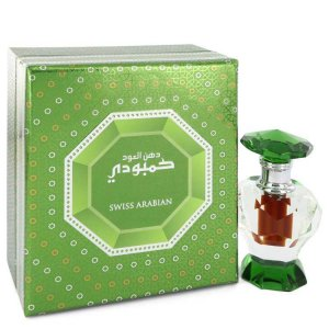 Swiss Arabian Dood Cambodi Perfume Attar (Unisex) 0.1 oz / 2.96 mL Men's Fragrances 546163