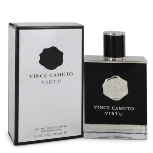 Vince Camuto Virtu Eau De Toilette Spray 3.4 oz / 100.55 mL Men's Fragrances 544916