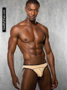 Doreanse Naked Brief Underwear Tan 1215