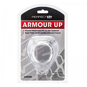 Perfect Fit Armour Up Large Clear PERCA05C