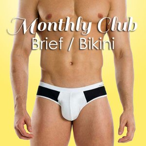 Monthly Underwear Club Brief / Bikini MUC-BB