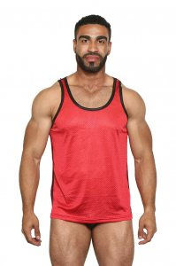 Black Unicorn Sporty Edge Tank Top T Shirt BU090