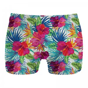 Mr. Gugu & Miss Go Jungle Flowers Boxer Brief Underwear UN1068