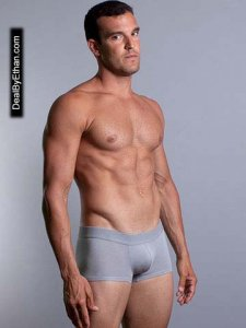 Doreanse Plain Mini Boxer Brief Underwear Grey 1760