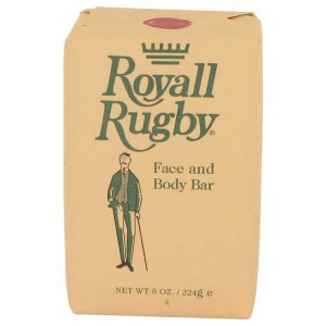 Royall Fragrances Royall Rugby Face & Body Bar Soap 8 oz / 226.8 g Skin Care 536072