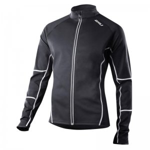 2XU G:2 Micro Thermal Jacket Black MR2975A