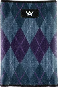 YaYwallet Argyle Wallet 1074