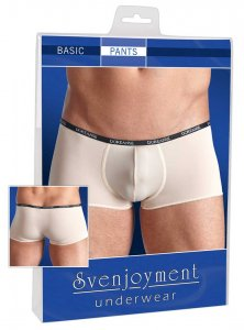 Svenjoyment Second Skin Woven Boxer Brief Underwear Skin 2131943