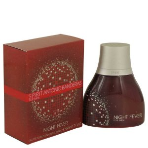 Antonio Banderas Spirit Night Fever Eau De Toilette Spray 1....