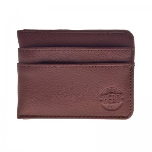 Hero Wallet Benjamin Series 510brn Better Than Leather