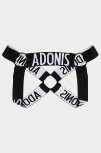 Adonis by Kyhry Ring Harness Black BXH3412