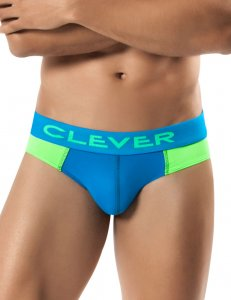 Clever Custok Latin Brief Underwear Green 5245