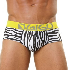 Gigo ZEBRA Brief Underwear