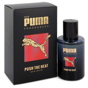Puma Push The Heat Eau De Toilette Spray 1.7 oz / 50.27 mL Men's Fragrances 548879