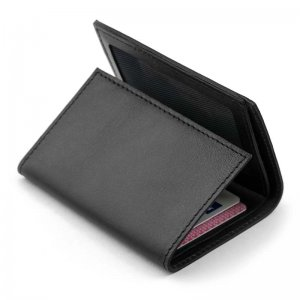 Ulterior Motive Midnight Wallet Black