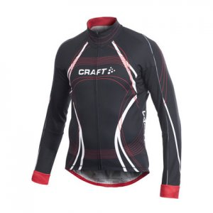 Craft Performance Bike Tour Long Sleeved Jacket Black 1901277
