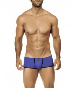 Intymen Pouch Mini Boxer Brief Underwear Royal Blue 5618