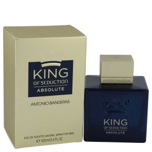 Antonio Banderas King Of Seduction Absolute Eau De Toilette ...