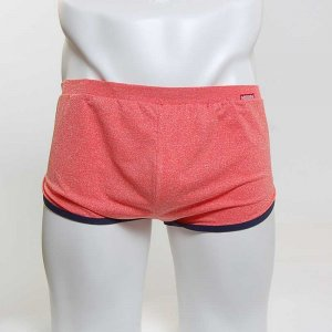 MIIW Comfortable Loose Boxer Brief Underwear Orange 8019-14