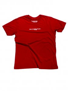 Breese RPG Short Sleeved T Shirt Red RPGREDT100