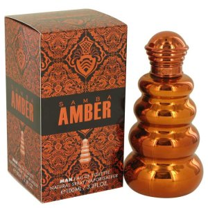 Perfumers Workshop Samba Amber Eau De Toilette Spray 3.4 oz ...