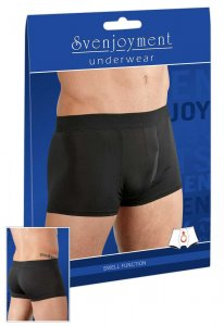 Svenjoyment Swell Microfibre Boxer Brief Underwear Black 2132079