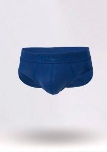 Geronimo Slip Brief Underwear Navy Blue 1861S2-3