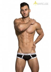 Marcuse United Brief Underwear Black