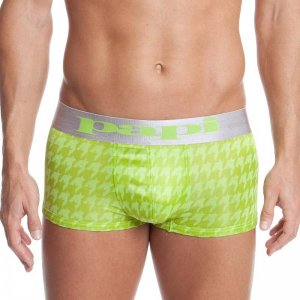 Papi Rave Brazilian Trunk Underwear Citron 668553-348