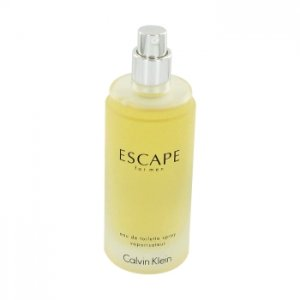 Calvin Klein Escape Eau De Toilette Spray (Tester) 3.4 oz / 100.55 mL Men's Fragrance 446846