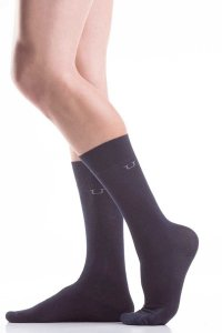 Mundo Unico Execute Socks Navy 12102442